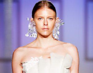 Accessori abito elisabetta polignano orecchini importanti per