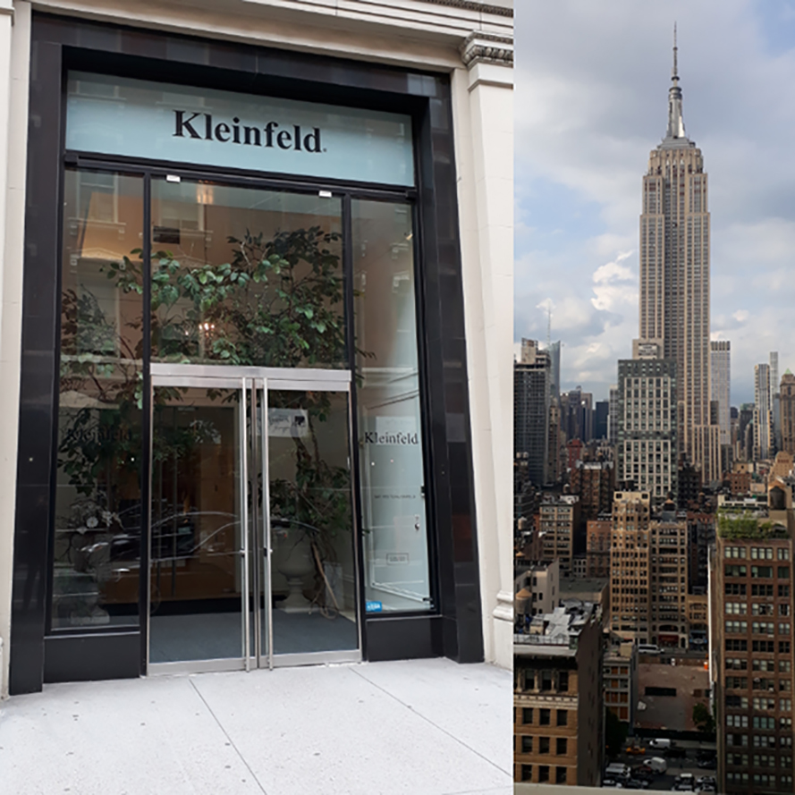 separation shoes 14bdb 071a5 Discover inside Kleinfeld, New York with Weddingfashionblog ...