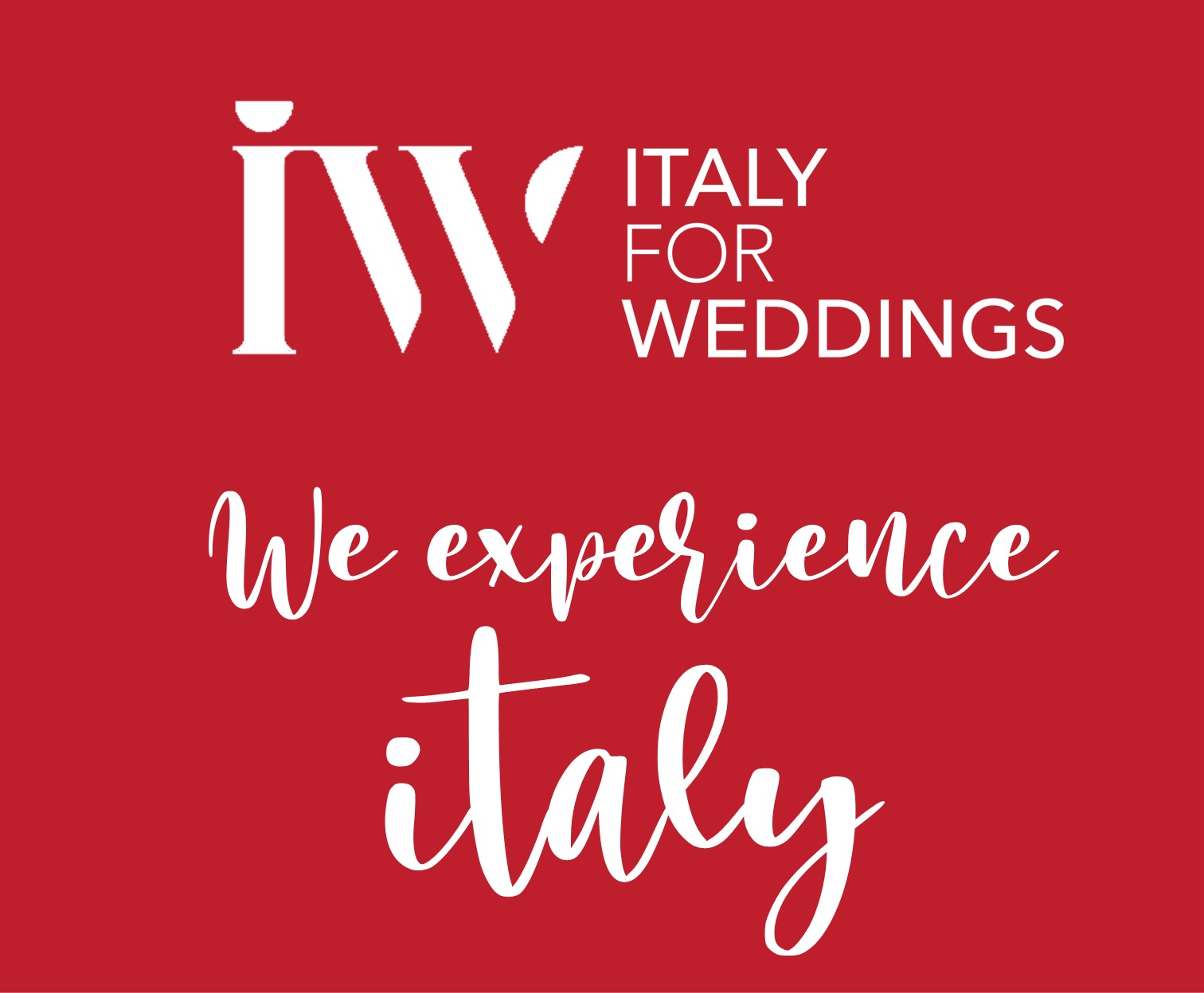 Italy for Weddings