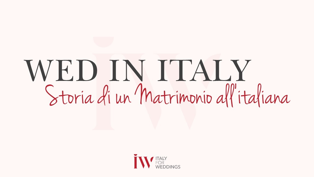 Italy for Wedding